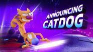 CatDog in Nick All-Star Brawl