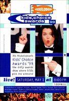 Kids Choice Awards 1999 print ad