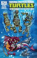 Teenage Mutant Ninja Turtles - New Animated Adventures comics issue 5