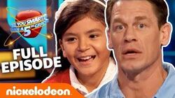 John_Cena_Hosts_NEW_Are_You_Smarter_Than_A_5th_Grader!_(FULL_EP)_Nick