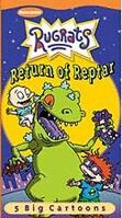 Rugrats Return of Reptar 2001 VHS