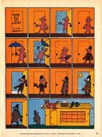 Nickelodeon Magazine comic February 1996 Scene but not Heard