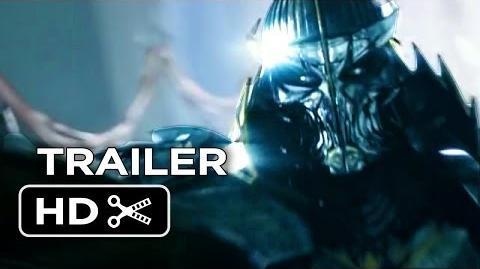 Teenage Mutant Ninja Turtles Official Trailer 2 (2014) - Whoopi Goldberg, Megan Fox Movie HD