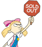 Helga-Sold Out