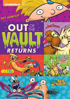 Out of the Vault Returns DVD