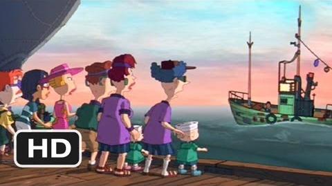Rugrats Go Wild (2 8) Movie CLIP - Captain Stu (2003) HD