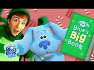 """Story Time with Josh & Blue -9 📖 """"Holidays with Steve"""" - Blue's Clues & You!"""
