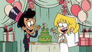 Lori and Bobby's wedding