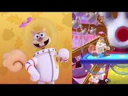 Sandy Cheeks Showcase – Nickelodeon All-Star Brawl