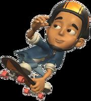 Nick Dean on Skatebored