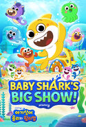 Baby Shark's Big Show! poster