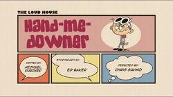 HandMeDowner - Title.jpg