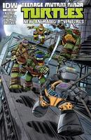 Teenage Mutant Ninja Turtles - New Animated Adventures comics issue 9