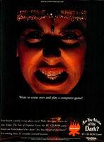 Are you afraid of dark tale orpheo curse pc game Nickelodeon Magazine Oct Nov 1994