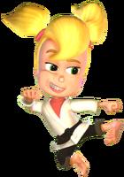 Cindy Karate