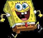 Modern SpongeBob Running
