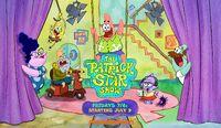 Patrick Star Show wallpaper