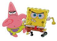 Spongebob-And-Patrick-patrick-star-and-spongebob-32356654-500-361
