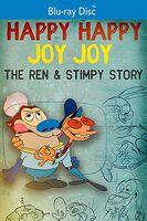 Happy Happy Joy Joy The Ren & Stimpy Story Blu-ray