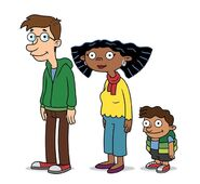 Hey Arnold!- The Jungle Movie Family
