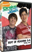 Drake & Josh DVD = Best of S3-4