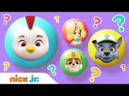 Mix-Up Machine Surprises Ep.6 ft. Rocky from PAW Patrol, Rod from Top Wing, & More! - Nick Jr.