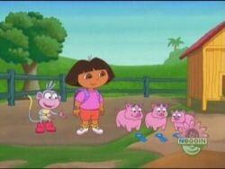 The three little pigs receiving ribbons.jpg