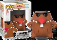 Funko Angry Beavers Daggett 0608