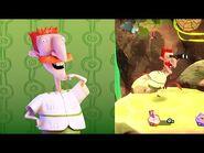 Nigel Thornberry – Nickelodeon All-Star Brawl