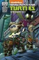 Teenage Mutant Ninja Turtles - New Animated Adventures comics issue 21