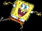 SpongeBob on One Foot