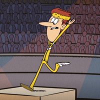 The Loud House Howard McBride Jogging Outfit