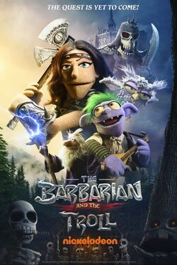 The Barbarian and the Troll poster.jpg