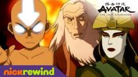 The History of the Avatar! ⬆️ Avatar The Last Airbender NickRewind