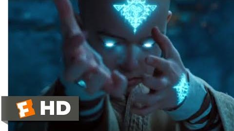 The Last Airbender (2010) - The Avatar State Scene (10 10) Movieclips