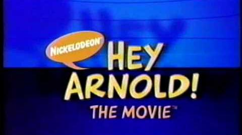 Hey Arnold! The Movie TV spot