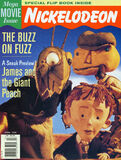 Nickelodeon Magazine cover April 1996 James and the Giant Peach