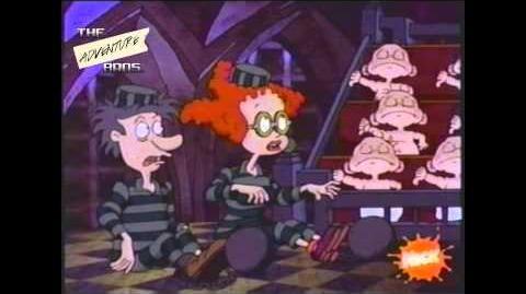 Deleted scenes from Nickelodeon movies