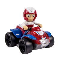 PAW Patrol Ryder Rescue Racers Toy Figure