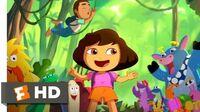 Dora and the Lost City of Gold (2019) - Spore Field Scene (4 10) Movieclips