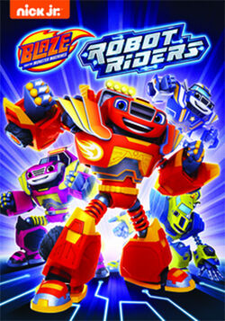 Blaze and the Monster Machines Robot Riders DVD.jpg
