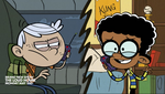 The Loud House Clyde McBride and Lincoln The Sweet Spot