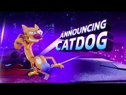 Nickelodeon All-Star Brawl CatDog Reveal