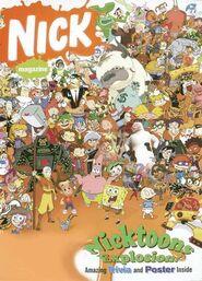 NickMag December 2007 (subscriber cover)