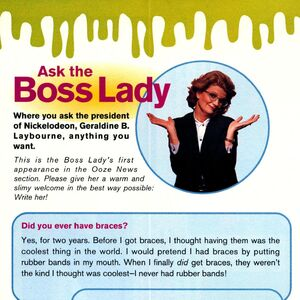 Ask the Boss Lady Geraldine Laybourne Nick Mag June July 1995.jpg