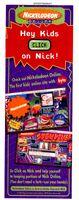 Nickelodeon Online on AOL NickMag May 1996