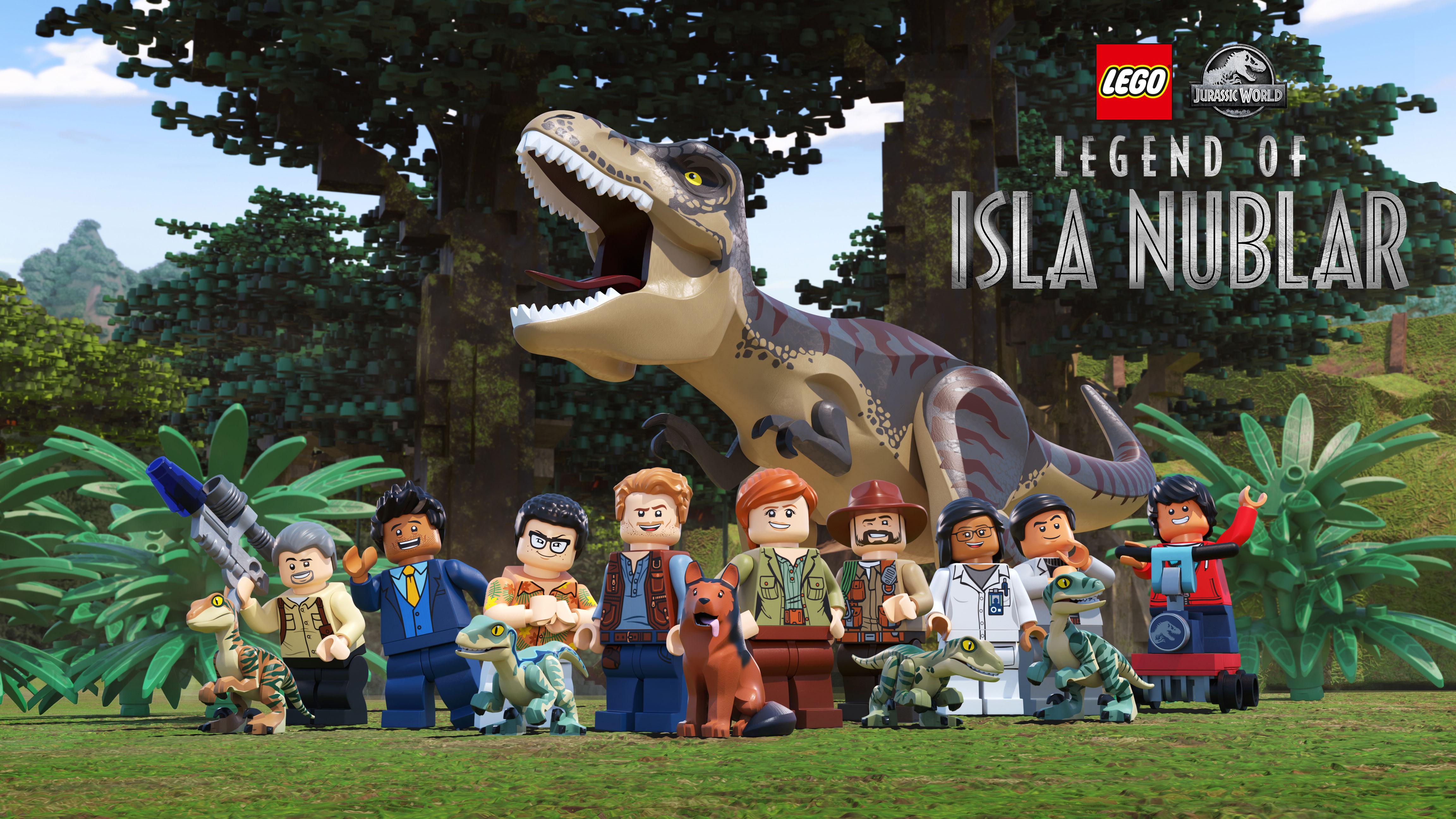 Lego Jurassic World: Legend of Isla Nublar