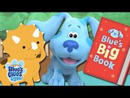 """Story Time with Josh & Blue -11 📖 """"Finding Your Dinosaur Roar!"""" - Blue's Clues & You!"""