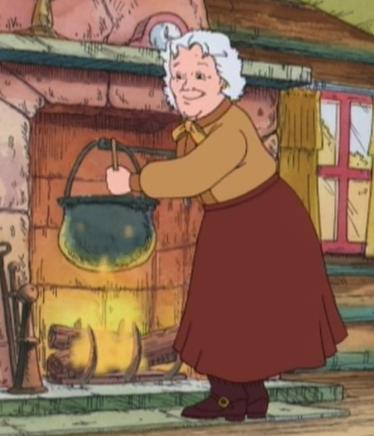 Granny (Little Bear)