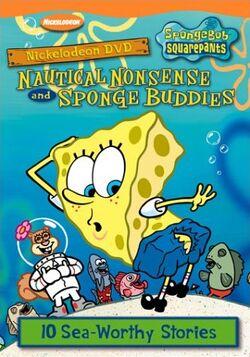 SpongeBob DVD - Nautical Nonsense and Sponge Buddies.jpg
